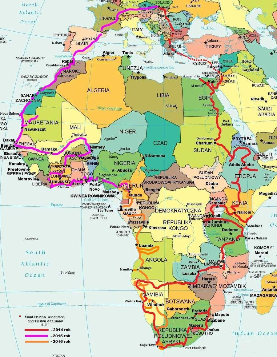 afryka_2014-2016-mapa