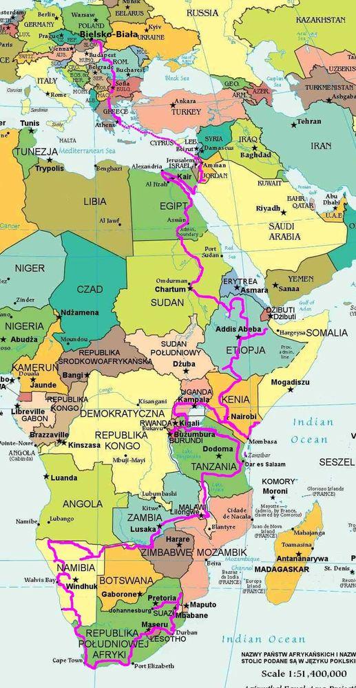 afryka_trasa-map