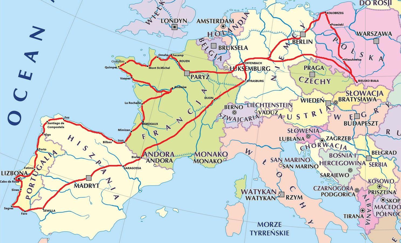 europa-atlantyk-trasa