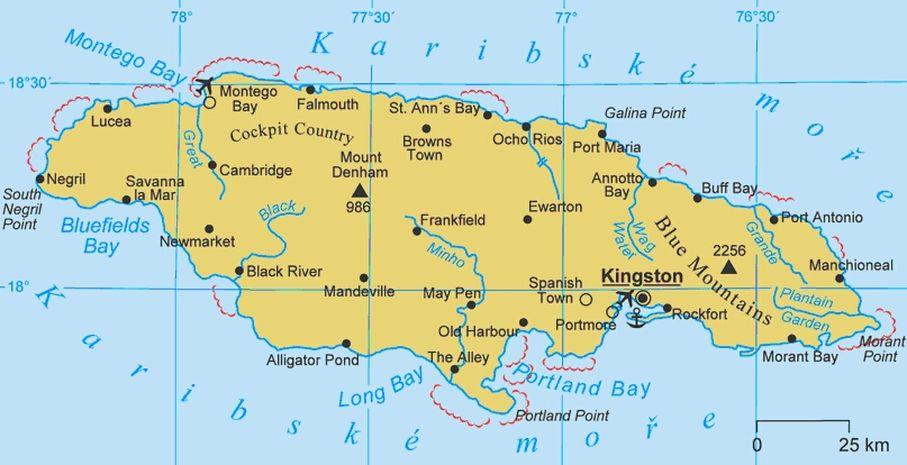 jamajka_mapa