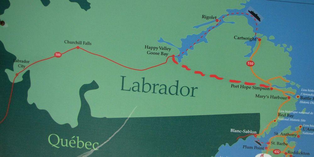 trans-labrador-map